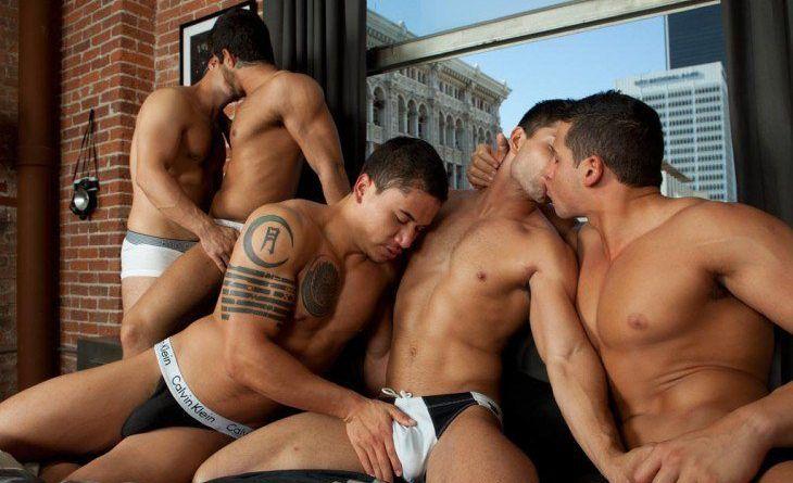 Hot Gay Porno